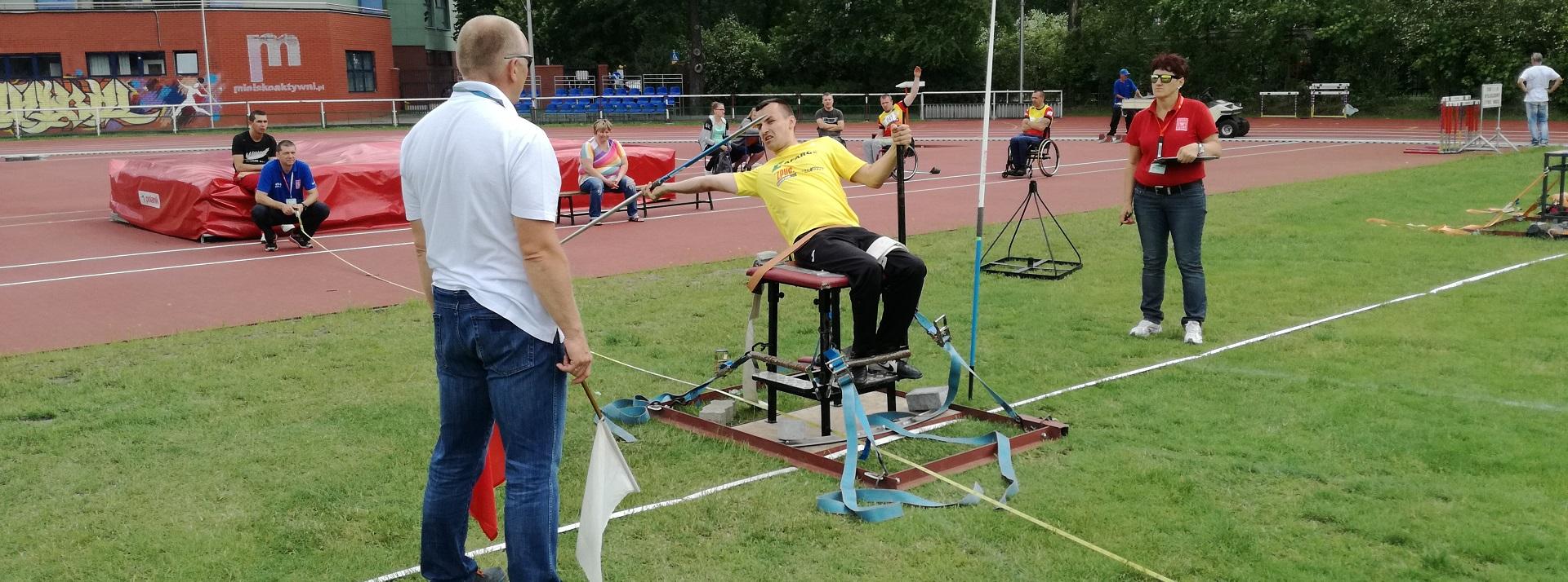 Lekkoatletyka osób niepełnosprawnych
